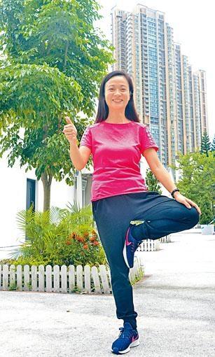 陳凱欣表示已辭任「健康大使」,以免外界失焦。