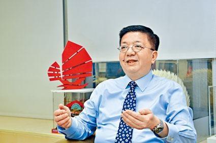 ■劉鎮漢表示,針對華中及華西市場,最快下月公布高鐵加郵輪推廣項目。