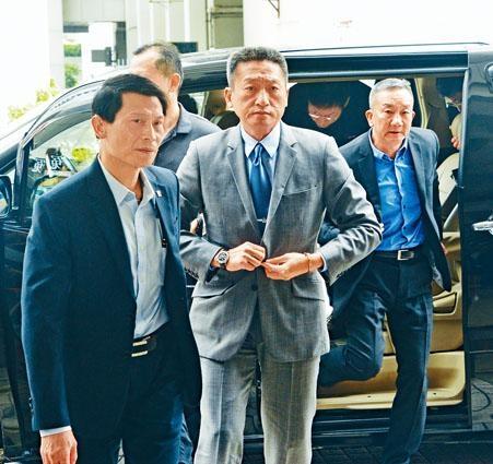 ■退休警司朱經緯上訴被駁回,立刻返回監獄服刑。