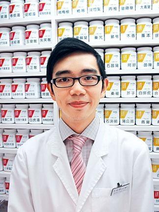 ●中醫師彭愉康指出,濕疹患者必須分症型作針對性調理。