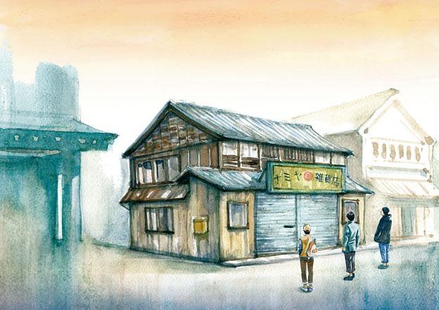 《解憂雜貨店》大受歡迎,中英劇團也即將上演舞台劇版本。
