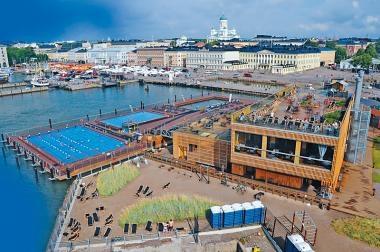 赫爾辛基 芬蘭藝術之都