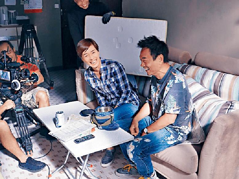 ■江美儀在新劇《殺手》中跟黎耀祥合作,好戲之人互鬥演技。