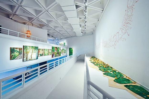 ●旗艦展覽《灣仔文法:過去、現在、未來式》。