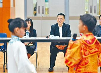 楊潤雄澄清,日前於電台的言論無意貶低廣東話。