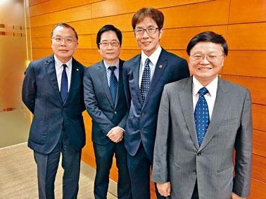 理大專業進修學院成立老齡化和醫療管理研究中心,阮博文指人口老化是社會需要關注的議題。
