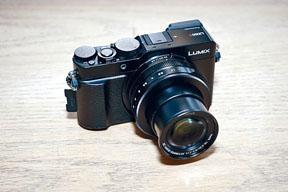 將於11月中推出的LX100 II,外形設計基本與上代一樣。