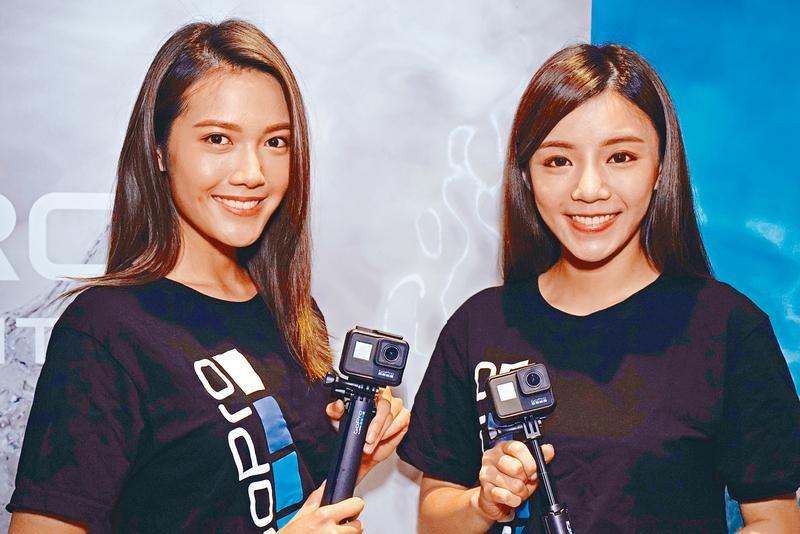 GoPro HERO 7穩定拍片