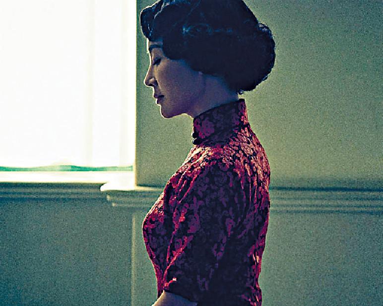■許晴憑《邪不壓正》入圍金馬獎最佳女配角。