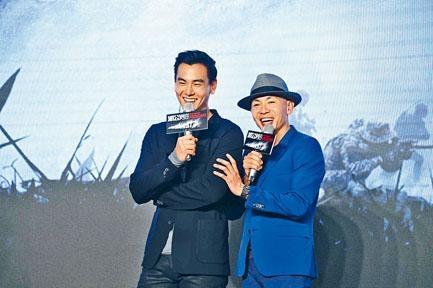 林超賢將跟彭于晏再度合作。