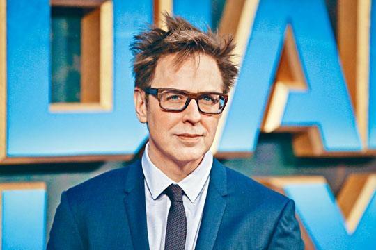 昨有傳James將為《自殺特攻2》寫劇本及執導。