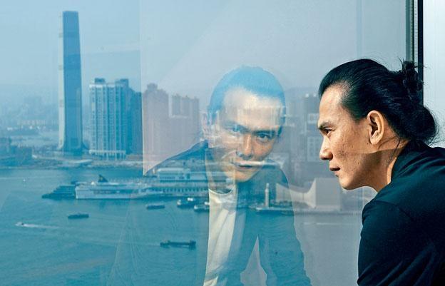 鄭宗龍早前來港參與光華新聞文化中心的《台灣式言談》。