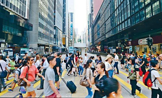 美國國會報告形容,香港高度自治持續受損。
