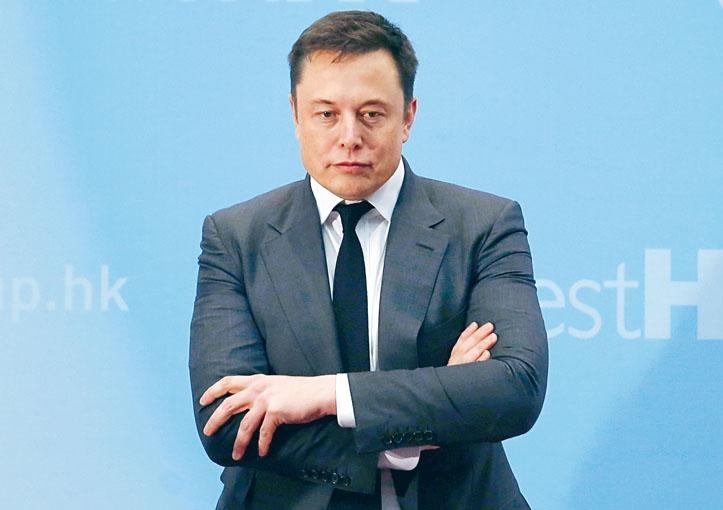 市傳梅鐸兒子傑智將接替馬斯克,出任Tesla董事局主席。