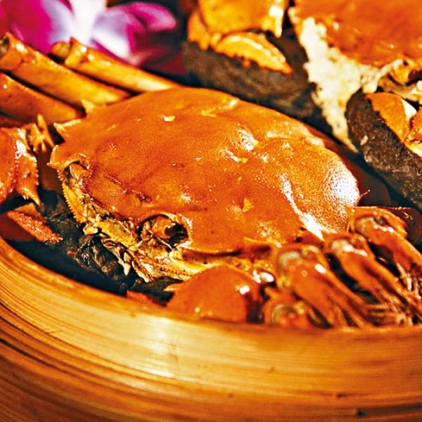 傳統大閘蟹豐味