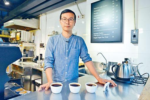 ●雖然阿樂十分年輕,但他的徒弟亦是香港區杯測比賽冠軍,大家平日可到咖啡店Craft Coffee Roaster找他們聊聊「咖啡經」。