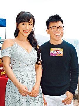 陳靜與陳奐仁預了會被彭浩翔勁玩。