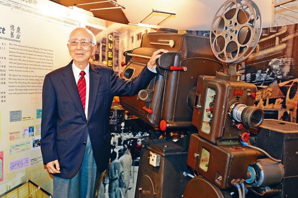 ■創辦嘉禾集團的「電影教父」鄒文懷昨日離世,享年九十一歲。