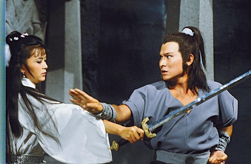 由劉德華及陳玉蓮合演的電視劇《神鵰俠侶》,至今仍為觀眾津津樂道。