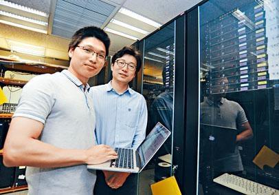 浸大褚曉文教授和博士生施少懷合作研發新方法,能夠更快速地教導電腦學習辨別資料。