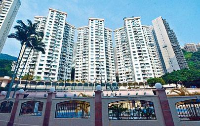 產業署豪宅昨日開標,碧瑤灣等多個單位錄低價成交。