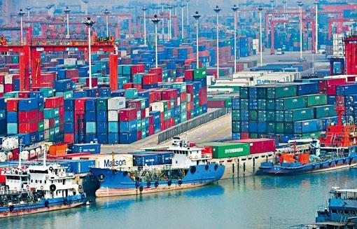 中美貿易戰仍未解決,上月中國進出口表現皆遠勝預期。