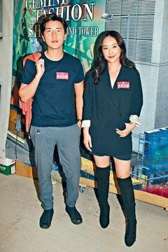 洪永城與陳瀅首度合作,希望擦出更多火花。