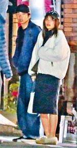 田中圭被拍到夜會《大叔的愛》拍檔內田理央,內田解釋只是鄰居聚會。
