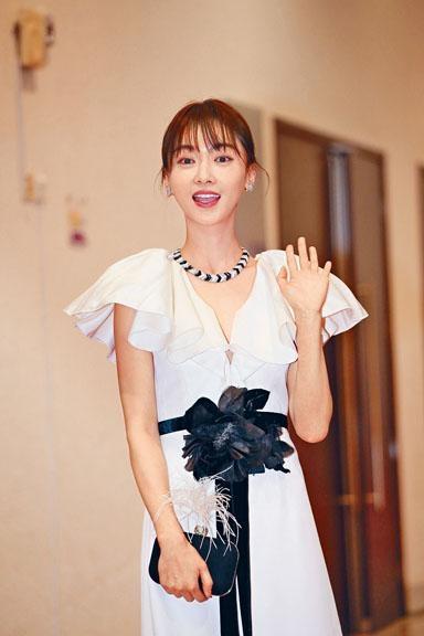 ■吳謹言憑《延禧攻略》奪得「 中國古代題材電視劇最佳女演員」。