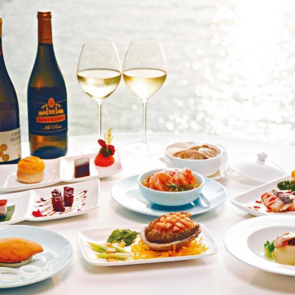 美酒海鮮盛宴
