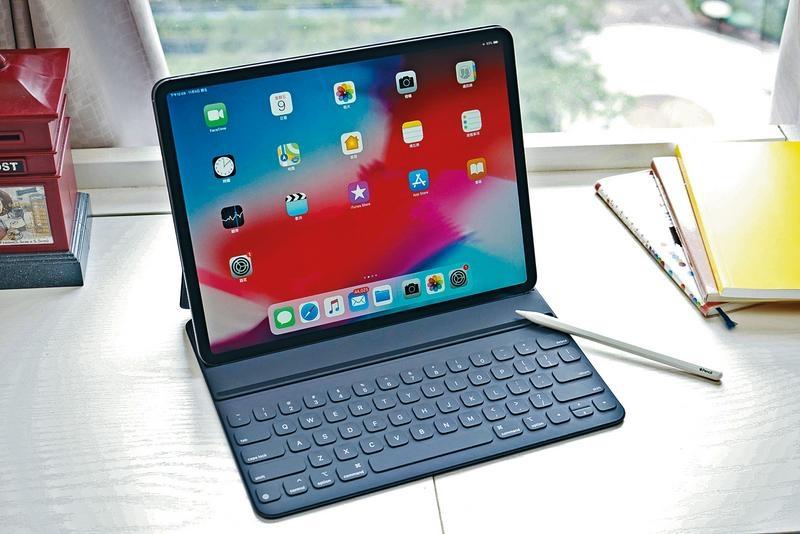 12.9吋iPad Pro實試