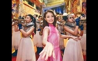 獲蔡依林激讚新專輯  容祖兒為新MV速學踢躂舞
