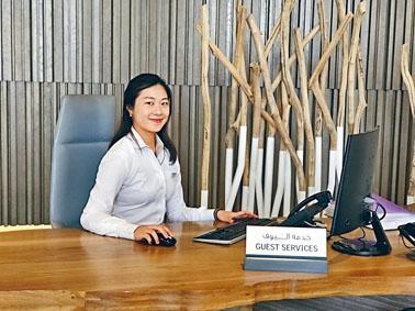 楊思翹畢業後計畫返港,現已開始申請香港的酒店管理職位。