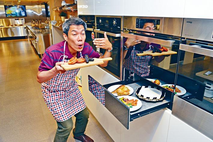 除了預熱餐具,暖碟櫃還可以為煮好的飯餸提供保溫功能。