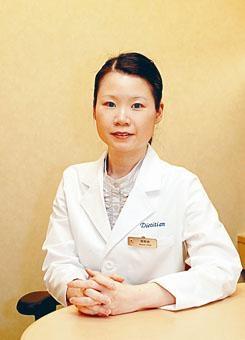 養和醫院營養師周明欣