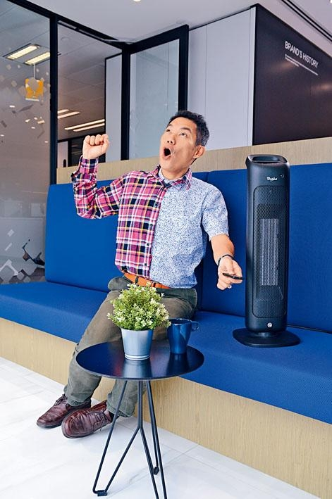 暖風機備有第六感智能恆溫功能,在任何程度的寒冷天氣下,都可享受恆溫暖意。