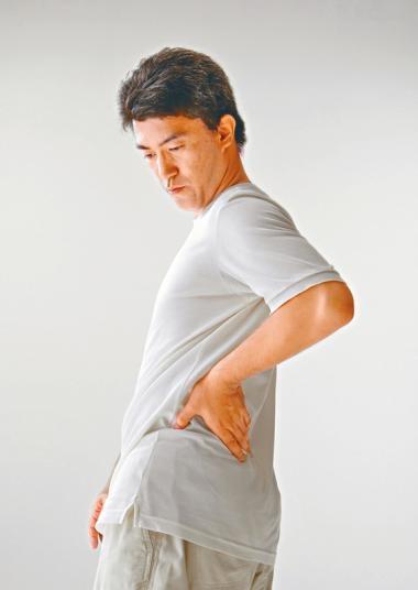 中醫藥治腰腿痛