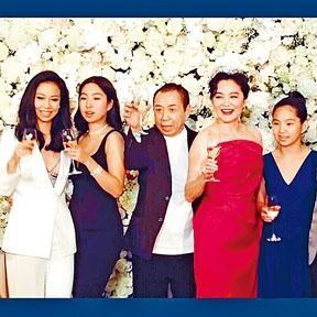 林青霞與邢李㷧今日傳出離婚消息。