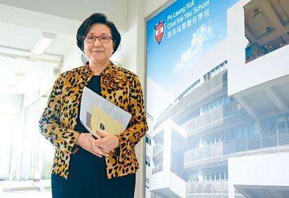 劉筱玲承認推出提早取錄安排前未知會家長,但強調所有獲提早取錄的學生,均經兩輪面試。