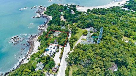 信和以2.03億奪大嶼山長沙臨海住宅地。