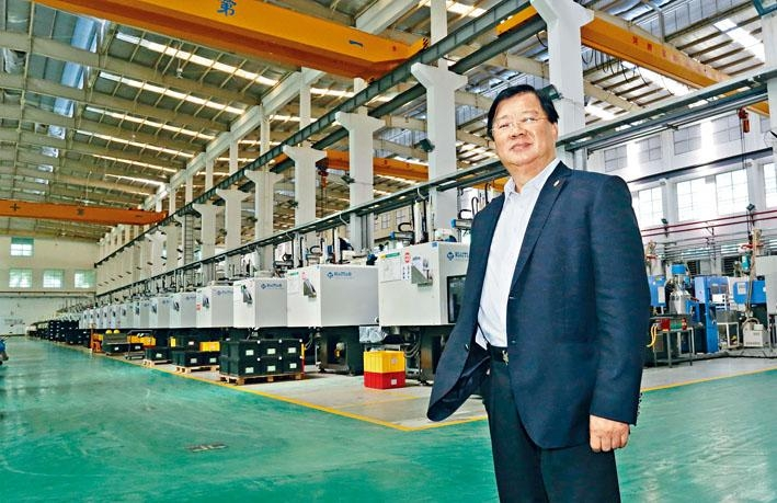 李遠發表示,FITMI正研究在香港工業邨設廠研發及製造新能源汽車。