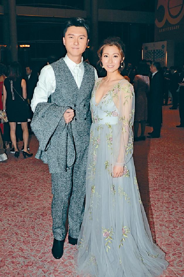 ■王浩信和陳自瑤屢傳婚變,今次指陳自瑤決定簽紙離婚。