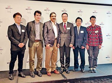 「一丹教育發展獎」得主阿南特.阿格瓦爾於二〇一二年創立edX,本港三所大學也是其平台夥伴。