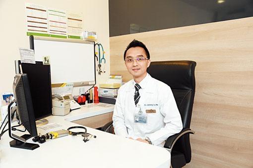 養和醫院家庭醫學專科醫生張宇醫生