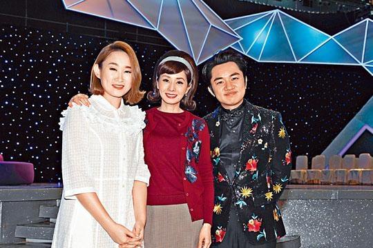 毛舜筠前晚為新戲拍海報,昨日則出席護膚品牌活動。