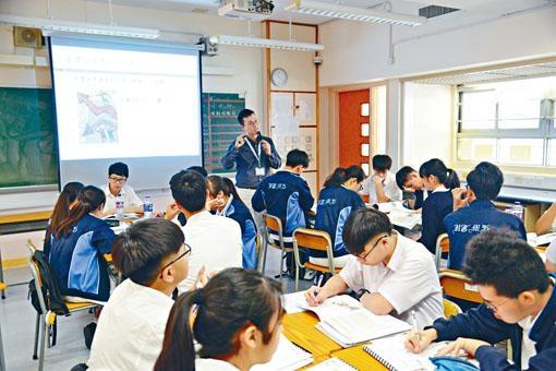 教聯會調查發現,前綫教師面對工時長、壓力大的情況,身心健康出現問題,促請政府改善。