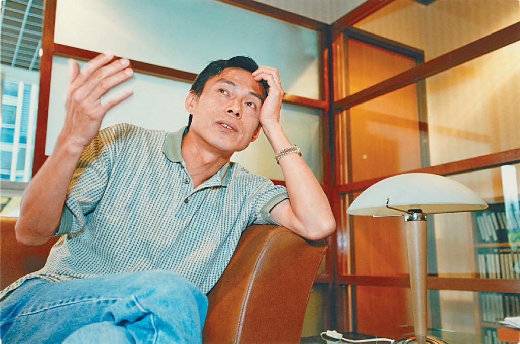 1955-2018 ■林嶺東在家中猝逝,享年63歲,其死訊震驚中港台三地娛樂圈。
