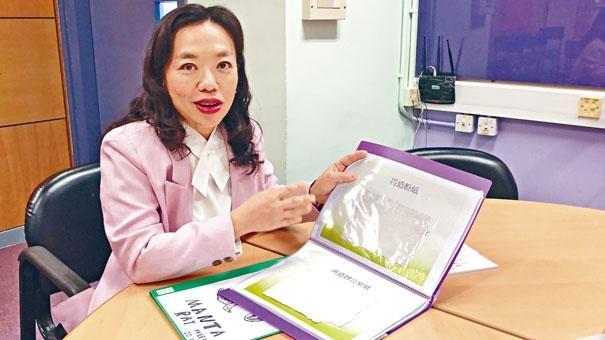 校長吳佳筠表示,假期專題可以釋放學生空間,培養自主學習的能力。