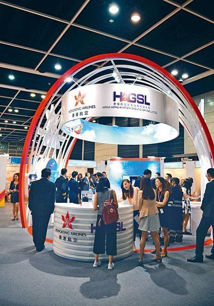 ■香港航空財務狀況備受關注。