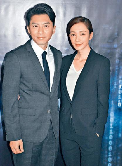 ■袁偉豪和王君馨亦有份演出。